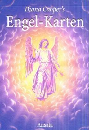 2004 Engel-Karten Diana Cooper Box Set beinhaltet Booklet mit 24 S 52 Karten