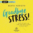 Goodbye Stress, 1 MP3-CD