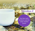 CD Kristallklänge - Grundton F, 1 Audio-CD