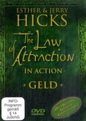 The Law of Attraction in Action - Geld, DVD
