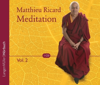 Meditation 2, 1 Audio-CD
