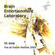 Brain Entertainment Laboratory - Audio-CD