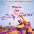 Music for Belly Dance Audio CD