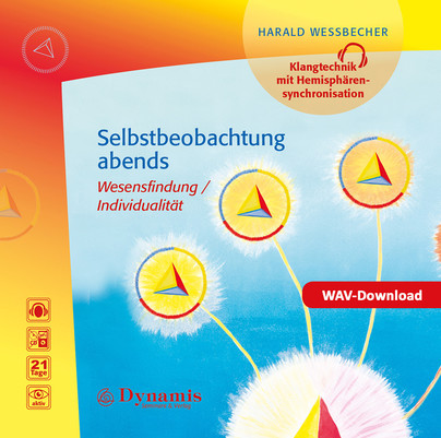 Selbstbeobachtung abends, WAV-Datei (Download)