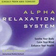 Alpha Relaxation System Vol. 1 Audio CD