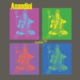 Anandini- Inside Up - Audio-CD