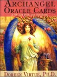 Archangel Oracle Cards, Card Deck and Guidebook