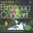 Birdsong Concert Audio CD