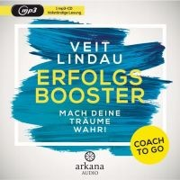 Coach to go Erfolgsbooster, 1 MP3-CD