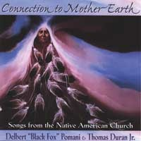 Connection to Mother Earth Audio CD