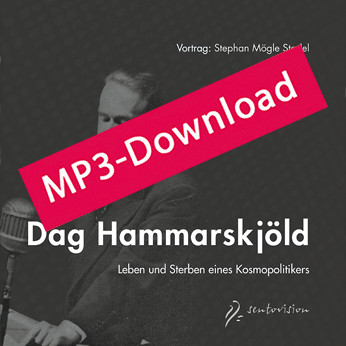 Dag Hammarskjöld, Audio-MP3-Download