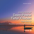 Deep Peace (deutsche Version) Tiefer Frieden, 1 Audio-CD