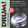 Drum - How to play African & Latin Rhythms Audio CD