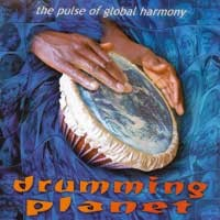 Drumming Planet Audio CD