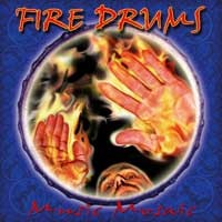 Fire Drums Audio CD