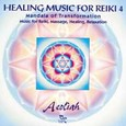 Healing Music for Reiki Vol. 4 Audio CD