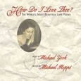 How Do I Love Thee Audio CD