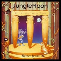 Jungle Moon - Site of the Sacred Drum Audio CD