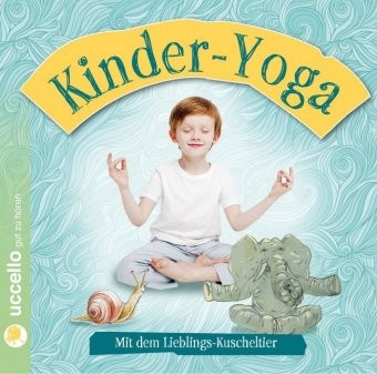 Kinderyoga, 1 Audio-CD