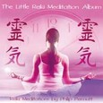 Little Reiki Meditation Album Audio CD