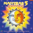 Mantras 5 - Happiness Audio CD