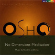 No Dimensions Meditation, Audio CD