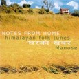 Notes from Home Audio CD