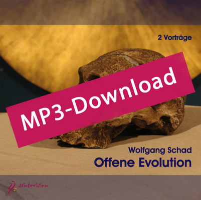 Offene Evolution, Audio-MP3-Download