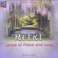 Reiki, Space of Peace and Love, 1 Audio-CD