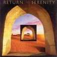 Return to Serenity Audio CD
