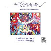 Shaman - Mountain of Blessings Audio CD