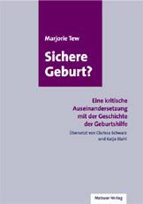 Marjorie Tew Fachbücher & Lernen Bücher Sichere Geburt