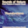 Sounds of Nature - Thunderstorm & Rain Audio CD