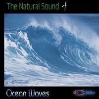 The Nature Sounds of OCEAN WAVES Audio CD