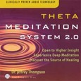 Theta Meditation System Vol. 2.0 Audio CD