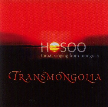 Transmongolia - Audio-CD