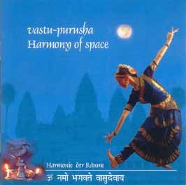 Vastu-Purusha - Harmony of space - Audio CD