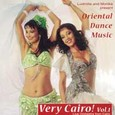 Very Cairo! Vol. 1 - Oriental Dance Music Audio CD
