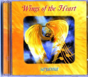 Wings of the Heart, 1 Audio-CD
