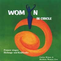 Womyn in Circle Audio CD